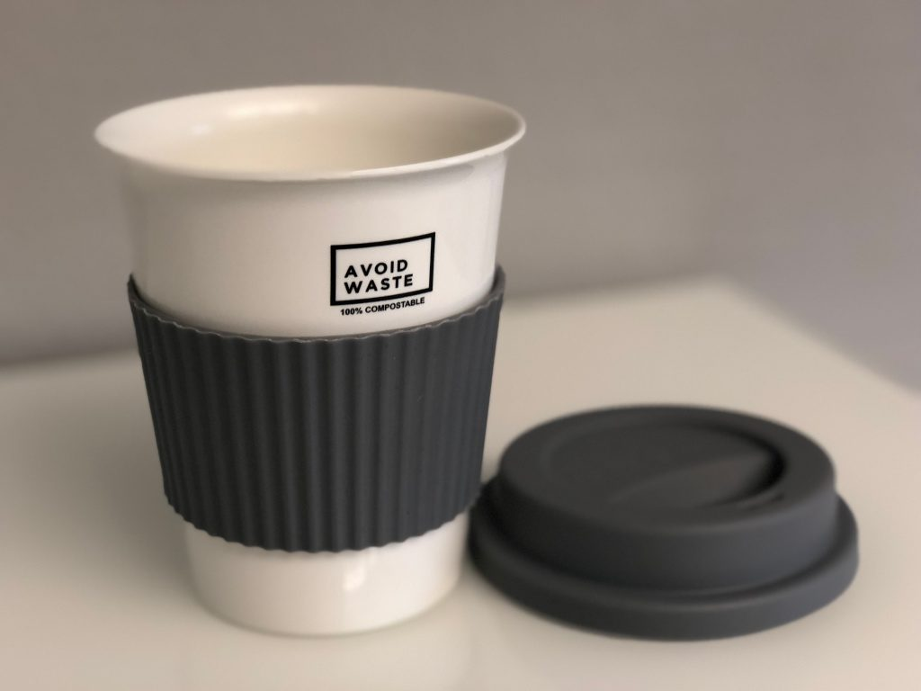 Avoid Waste Coffee To Go Becher